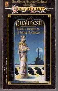 The Elven Nations Trilogy Volume Three: The Qualinesti (Dragonlance Saga): 003