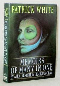image of Memoirs of Many in One by Alex Xenophon Demirjian Gray