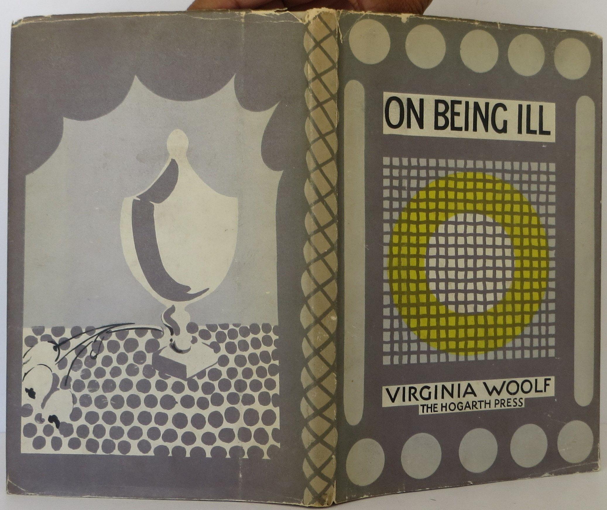 virginia woolf on being ill pdf
