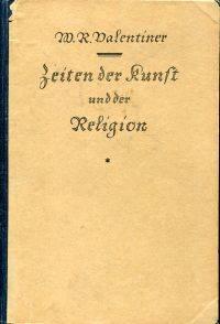 Zeiten der Kunst und der Religion.