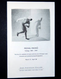 Michal Macku: Gellage, 1989 - 1999