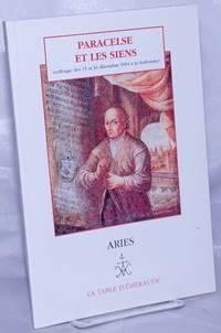 Aries.  No 19.  Association pour la Recherche et l'Information sur l'Esoterisme