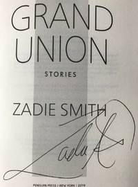 Grand Union: Stories (SIGNED)