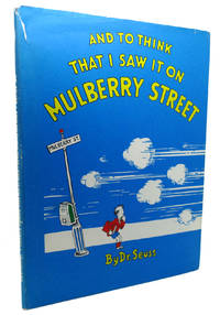 image of TO THINK THAT I SAW IT ON MULBERRY STREET