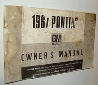 !967 Pontiac Owner's Manual - Part No. 3402073