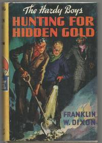 image of Hunting for Hidden Gold: The Hardy Boys