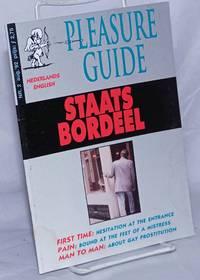 image of Pleasure Guide: Staats Bordeel #2, Aug. 1992