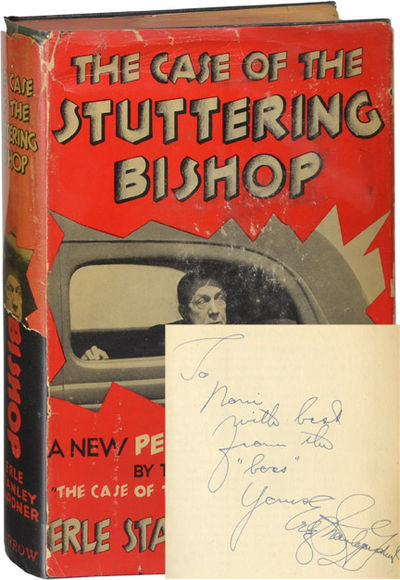 New York: William Morrow, 1936. First Edition. First Edition. INSCRIBED by the author on the front e...