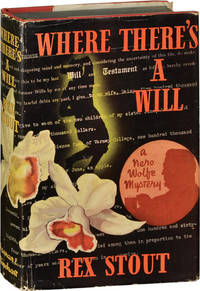 Where There's a Will (First Edition)
