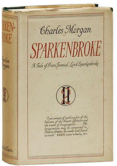 London: Macmillan and Co, 1936. First Edition. Octavo (19.5cm.); original cloth in cream dust jacket...