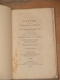 image of A letter addressed to the inhabitants of Warwick in answer to  several charges of a very extraordinary kind advanced against the Dissenters assembling at the Chapel in High Street by the Rev Mr Miller, Vicar of St Nicholas. 2nd edition. Bound with
