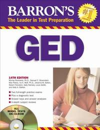 Barron's GED 2007-2008 : High School Equivalency Exam