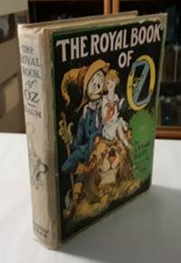 image of The Royal Book of Oz (12 Color Plates) First Edition 1921