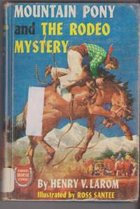 Mountain Pony and the Rodeo Mystery