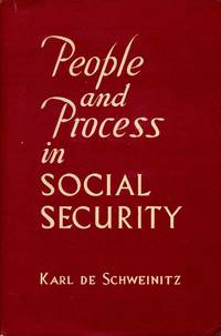 image of People and Progress in Social Security