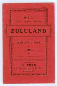 The Postage Stamps of Zululand