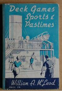 Deck Games, Sports and Pastimes