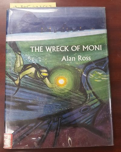 London: Alan Ross Limited, 1965. First edition. First edition. SIGNED by author on title page. VG co...