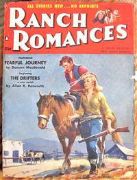 Fearful Journey. Short Story in Ranch Romances Volume 196 Number 4, February 24, 1956