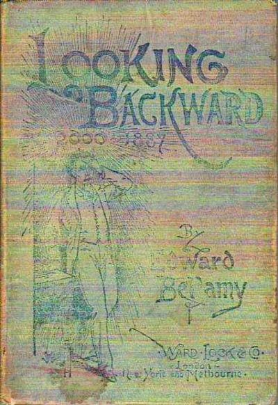 Looking Backward 2000 1887 By Edward Bellamy Hardcover