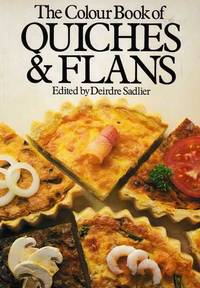 The Colour Book of Quiches & Flans