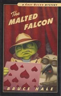 image of The Malted Falcon:   A Chet Gecko Mystery