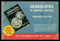 image of GEOGRAPHY - In Human Destiny