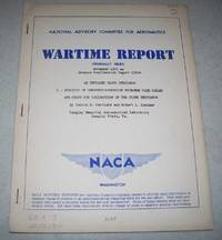 An Infrared Cloud Indicator I: Analysis of Infrared Radiation Exchange with Tables and Chart for Calibration of the Cloud Indicator (NACA Wartime Report)