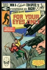FOR YOUR EYES ONLY - 007 James Bond - Volume 1, number 2 - November 1981