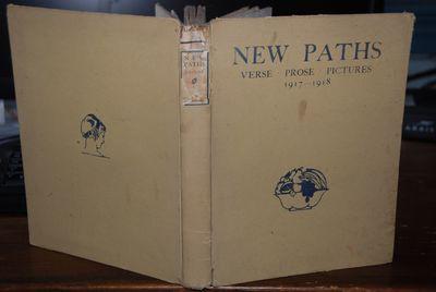 London: Beaumont, 1918. Rice, Anne Estelle. 8vo, pp. 164, plus publishers' announcements. Frontis il...