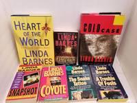 Lot of 7 Carlotta Carlyle Series Books by Linda Barnes 1,2,3,5,7,8,11