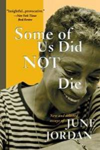 image of Some of Us Did Not Die: New and Selected Essays (New and and Selected Essays)