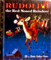 A Little Golden Book RUDOLPH the Red-Nosed Reindeer