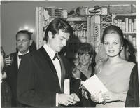 image of Original photograph from the premiere of