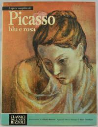 L'opera completa di Picasso blu e rosa