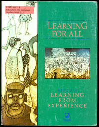 Learning for All E242 Unit 3/4: Learning from Experience
