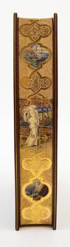 View Image 1 of 8 for (FORE-EDGE PAINTINGS). (BINDINGS - FAZAKERLEY). POEMS Inventory #ST16992