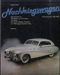 Nachkriegswagen. Personenautos 1945-1960