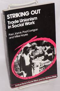 image of Striking out, trade unionism in social work
