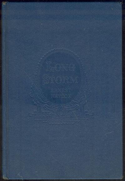 LONG STORM, Haycox, Ernest