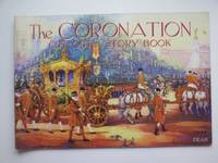 image of The Coronation cut out story book