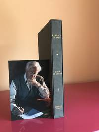 """LIMITED SIGNED SLIPCASED EDITION of """"A Legacy Of Spies"""""""