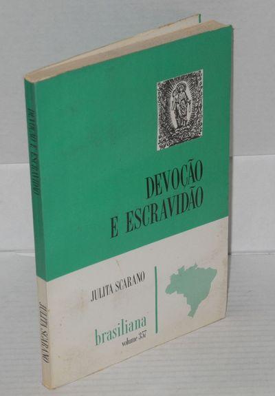 São Paulo: Companhia Editora Nacional, 1978. Paperback. xi, 177p., second edition, wraps, sewn-bind...