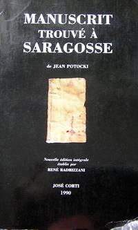 image of Manuscrit trouvé à Saragosse