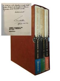 Primer Congreso del Partido Comunista de Cuba: Memorias; 3 Volumes [SIGNED]