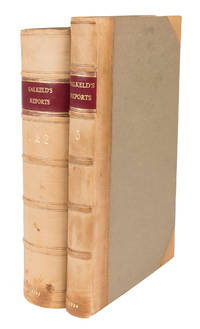 Reports of Cases Adjudged in the Court of King's Bench, With Some.. by  William Salkeld  - First edition  - 1742  - from The Lawbook Exchange Ltd (SKU: 71815)