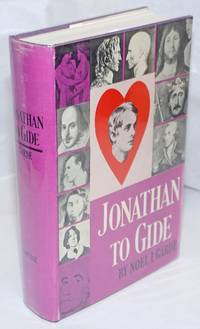 Jonathan to Gide: the homosexual in history
