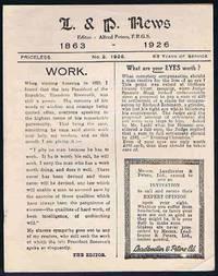 L. & P. News No. 2
