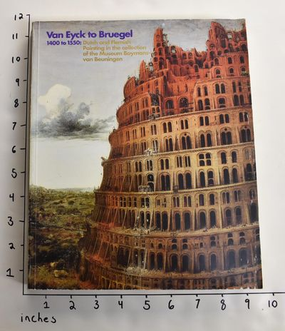 Rotterdam: Museum Boymans van Beuningen, 1994. Softcover. VG-, back cover is moderately creased., li...
