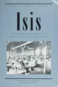 Isis: Volume 84, Number 2, June 1993